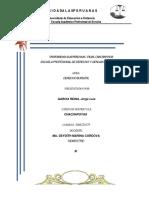 Trabajo Académico de Derecho Bursátil
