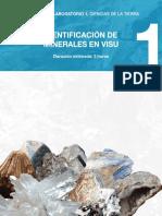 Guía 1 - Identificación de Minerales en Visu