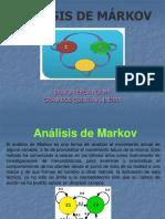 Analisis de Markov