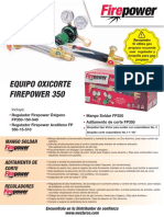 Fire Power Ficha Tecnica