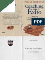 Coaching Para El Éxito - Talane Miedaner