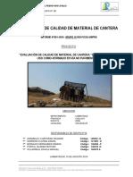 Proyecto Cantera San Nicolas