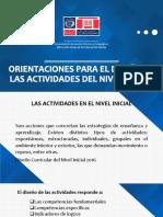 Actividades de Nivel Inicial (2)