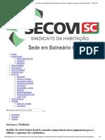 INSPEÇÃO DOS PARA-RAIOS_ Entenda a Importância Deste Equipamento Para o Edifício e Segurança Dos Condôminos. – SECOVI
