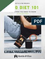 Keto Diet 101 eBook