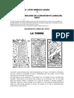 Decimosexta Lamina Del Tarot