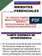 12 Corrientes Interferenciales