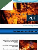 Incendio s