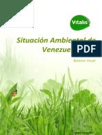 Situación Ambiental de Venezuela 2016