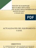 Administracion de Recursos Informaticos- Control 3