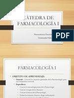Farmacología 1 Dosis