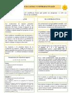 Mapas Conceptuales -Evaluacion de Impacto de p y p s