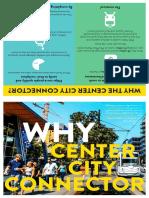 Center City Connector Flyer