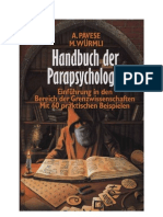 Armando_Pavese_&_Marcus_Würmli_-_Handbuch_der_Parapsychologie
