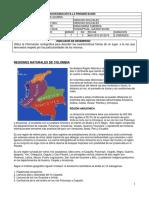 Guia Sociales 7 Rgiones Naturales de Colombia