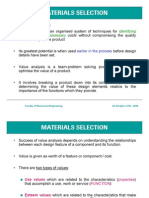 Materials Selection Methods 2