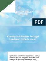 01-04 Bagaimana Manusia Bertuhan-membangun Paradigma Qurani