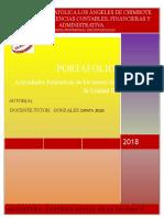 Formato de Portafolio II Unidad 2018 DSI II Maya