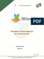 REGLAMENTO-TÉCNICO-AMBIENTAL-CALIDAD-DEL-AIRE.12.09.2017