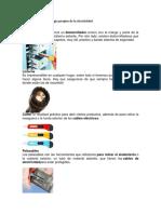 Herramientas y Tecnología Propias de La Electricidad