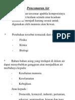 Pencemaran Air Print