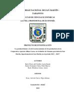 Proyecto UNSM-T