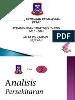 Perancangan Strategik Sej 2016-2020 Baru