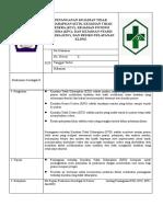 GRGK 2 - SOP Penanganan KTD;KTC;KPC;KNC Dan Resiko Pelayanan