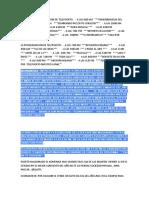 Programacion de Telepuerto (Autoguardado)