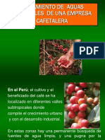 Aguas Residuales de Cafetaleras