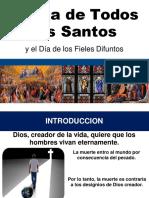 Explicacion Del Tema Los Santos