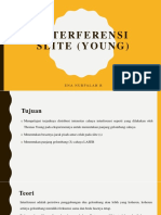 Interferensi Young