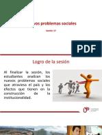 Sesion 17 Nuevos Problemas Sociales