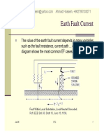 Grounding Design (Fault Current)