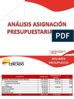 Presentacion Analisis Presupuesto 2012 Conferencia de Prensa-A