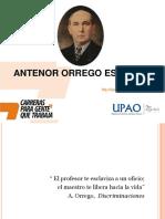 Antenor Orrego - Maestro Visionario