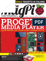 MagPi66 ITA Progetti Media Player-RaspberryItaly