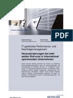 IT-gestütztes Performance- und Nachfolgemanagement