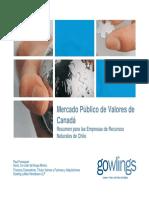 03 - Mercado de Capitales TSX Canada - P Fornazzari - Gowlings (1)