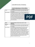 Vacant PhD Topics