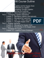 Chapter 1 - Logistics and Supply Chain Part 1
