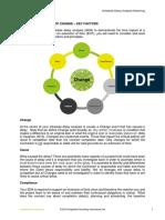 SDA01 Time Impact of Change Key Factors