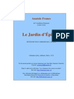 A France Jardin Epicure