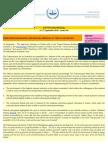OTP Weekly Briefing - 21-27 September 2010 - Issue #56