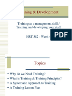 TrainingDevelopment ppt