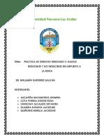 Practica de Derecho Tributario II Completar 2