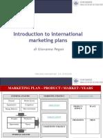 3_Introduction to International Marketing Plan_2015-2016