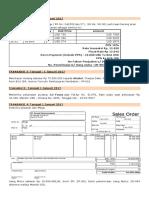 Data Transaksi Xenod Internasional