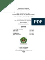 Tugas Besar Perancangan Bangunan Air (Final)