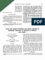 Tipus Nitrate Johnson 1966